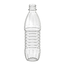 BOTELLA PET SALSERA 500 ML