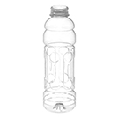 BOTELLA PET SPORT 600 ML