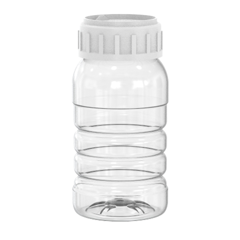 BOTELLA AGRO 250 ML C/TAPA