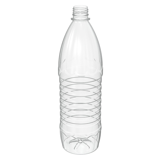 BOTELLA PET SALSERA 1000 ML